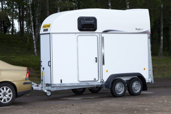 Uppsala Trailercenter hästtrailer Royal XT