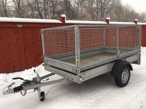 Begagnad släpvagn Fogelsta LM 1000