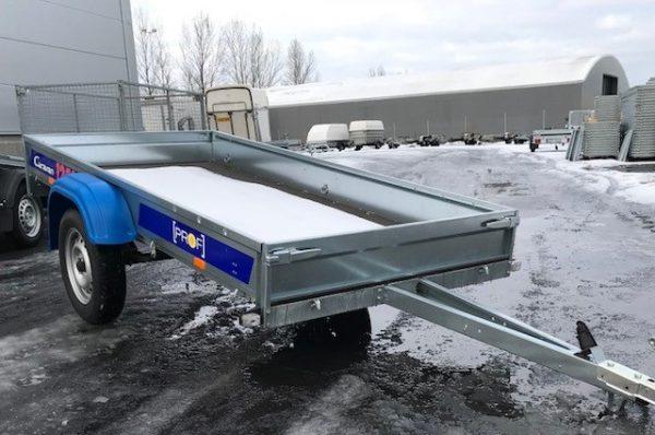 Uppsala Trailercenter Släpvagn Prof Caravan 1250 XL