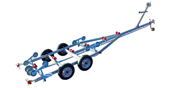 Båtvagn TK-Trailer 2000
