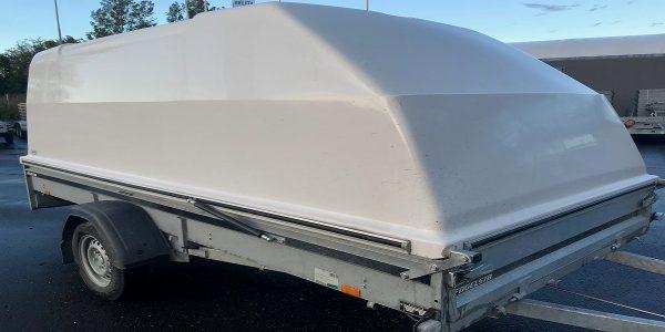 Begagnad Fogelsta släpvagn D1000