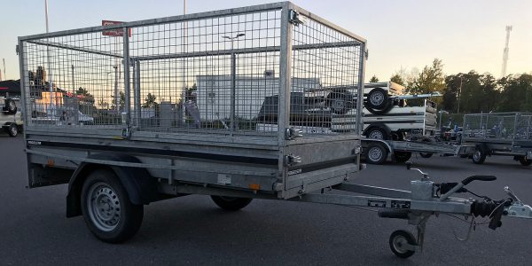 Begagnad släpvagn Fogelsta L1000