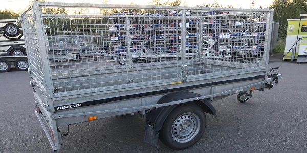 Begagnad släpvagn Fogelsta L0751