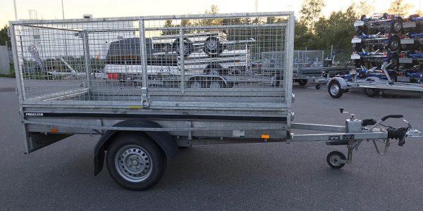 Begagnad släpvagn Fogelsta L 751