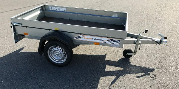 Släpvagn Tece F202U/10 Släpvagn Tece F202U/13