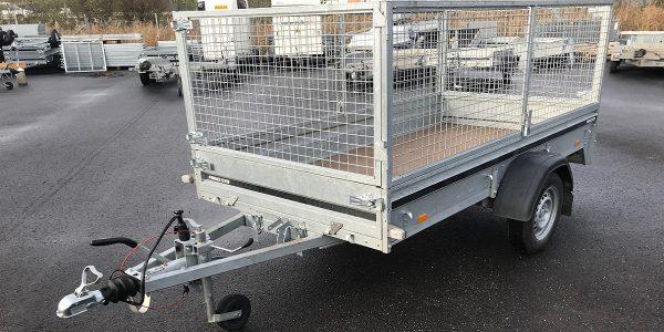 Begagnad släpvagn Fogelsta LM751 Begagnad släpvagn Fogelsta