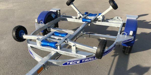 Båttrailer Tece 1350BR22