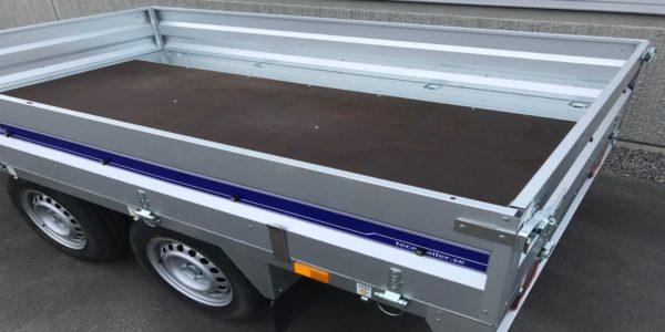 Släpvagn Tece P2000BR