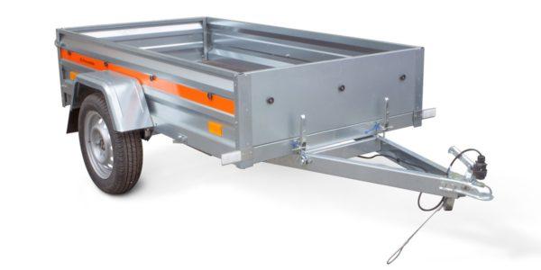 Släpvagn Temared ECO210/650 Släpvagn Temared ECO210/750