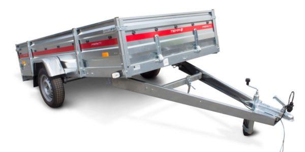 Släpvagn Temared P205T