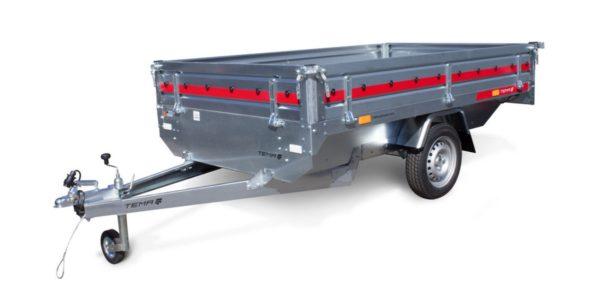 Släpvagn Temared T254