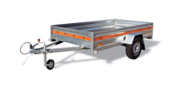 Släpvagn Temared E263