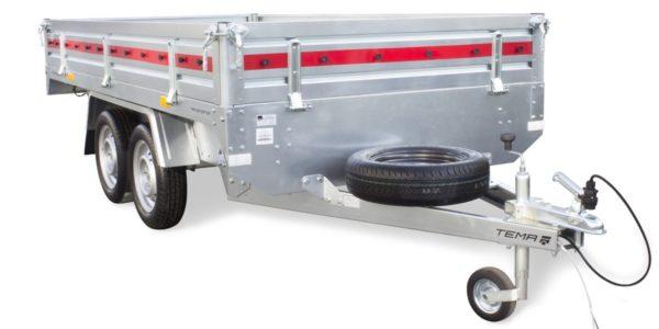Släpvagn Temared T254/750 2