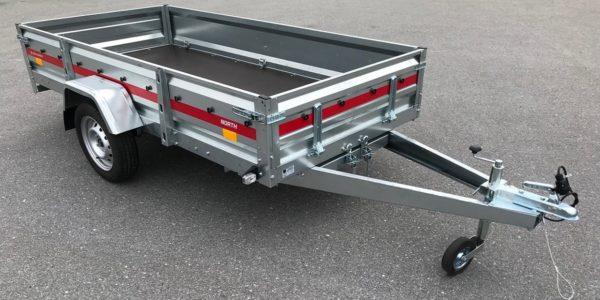 Släpvagn Temared N263T