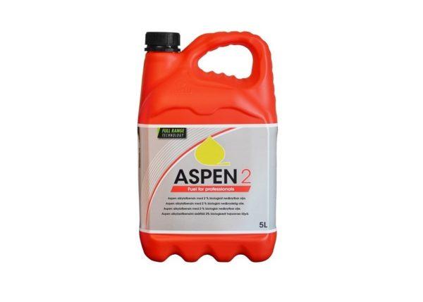 Aspen Alkylatbensin 2-takt 5liter