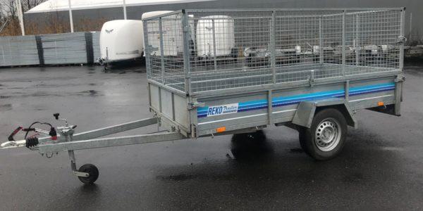 Begagnad släpvagn Reko 4902