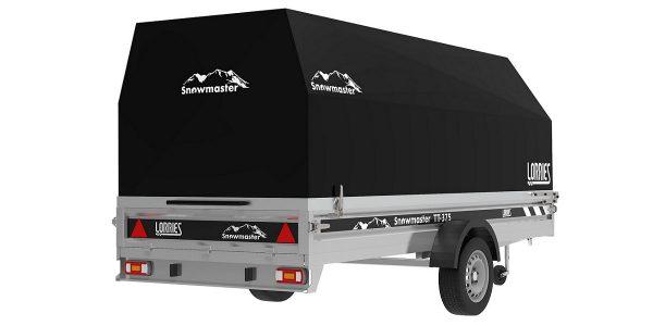 Släpvagn Snowmaster TT375