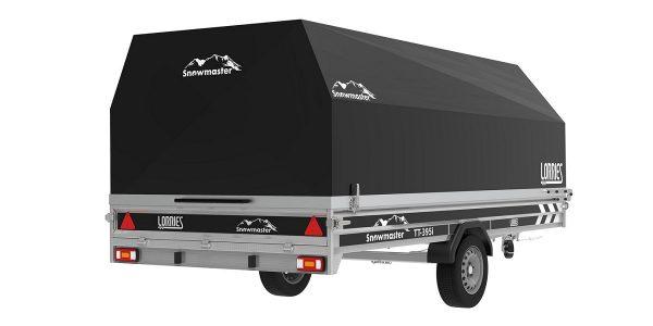 Släpvagn Snowmaster TT395 Släpvagn Snowmaster TT435 Släpvagn Snowmaster TT495i